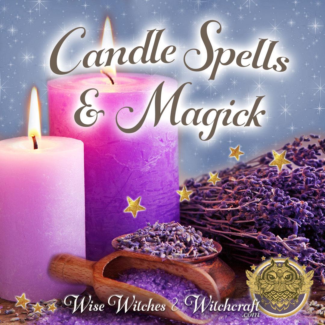 Candle Spells & Magick 1080x1080
