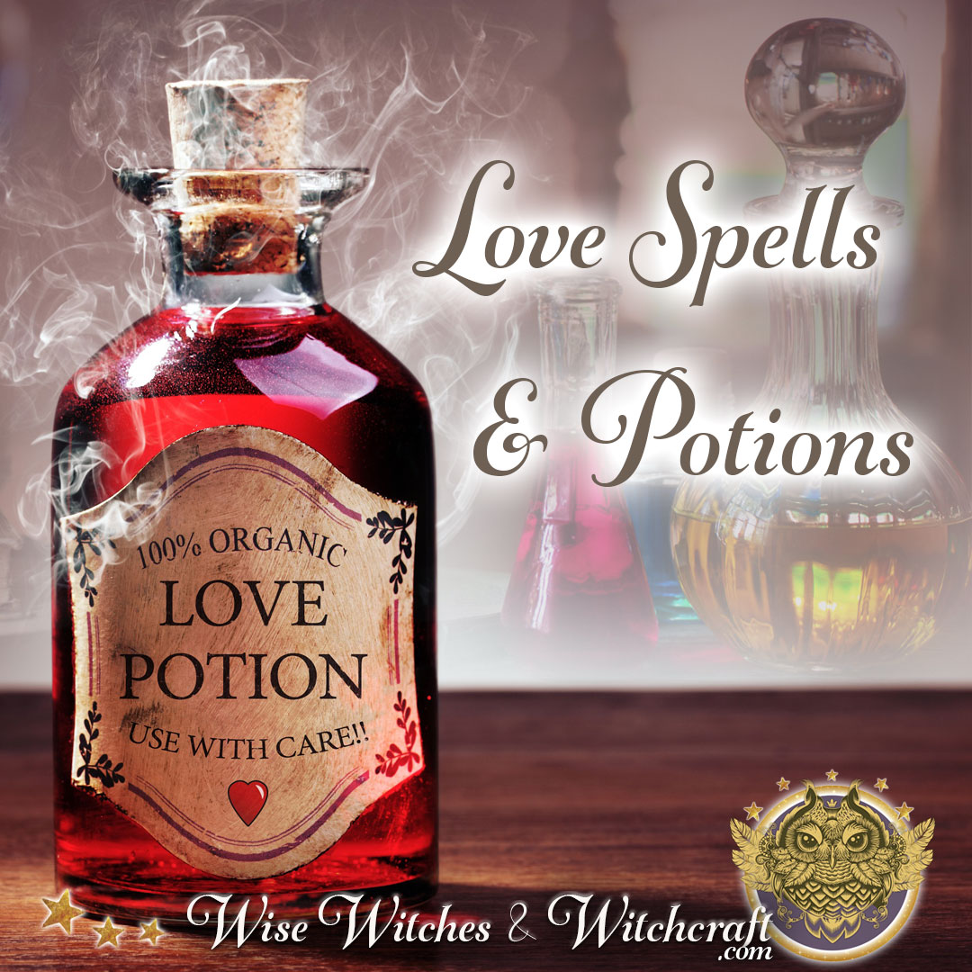 Love Spells & Potions 1080x1080
