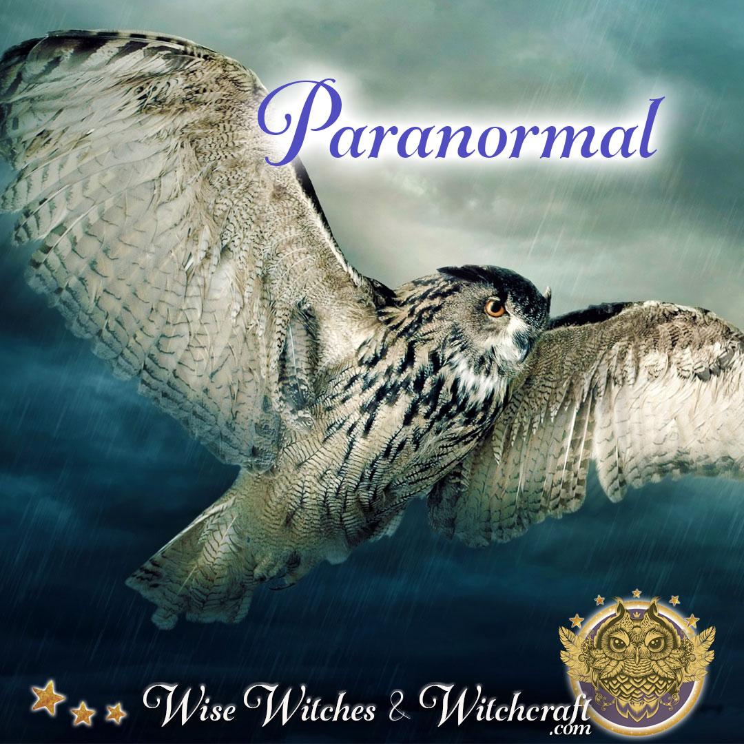 Paranormal 1080x1080