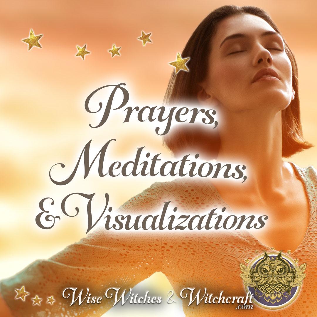 Prayers, Meditations, & Visualizations 1080x1080