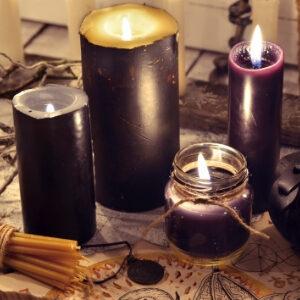 Black Candle Magic 300x300