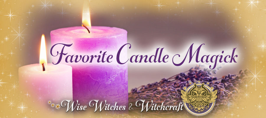 Favorite Candle Magick 900x400