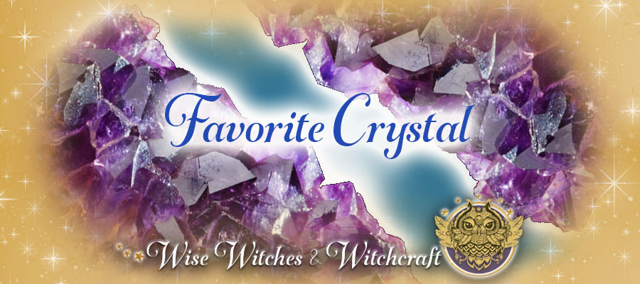 Favorite Crystal - Witch Quiz 900x400