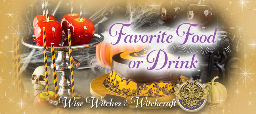 Favorite Food or Drink - Witch Quiz 900x400