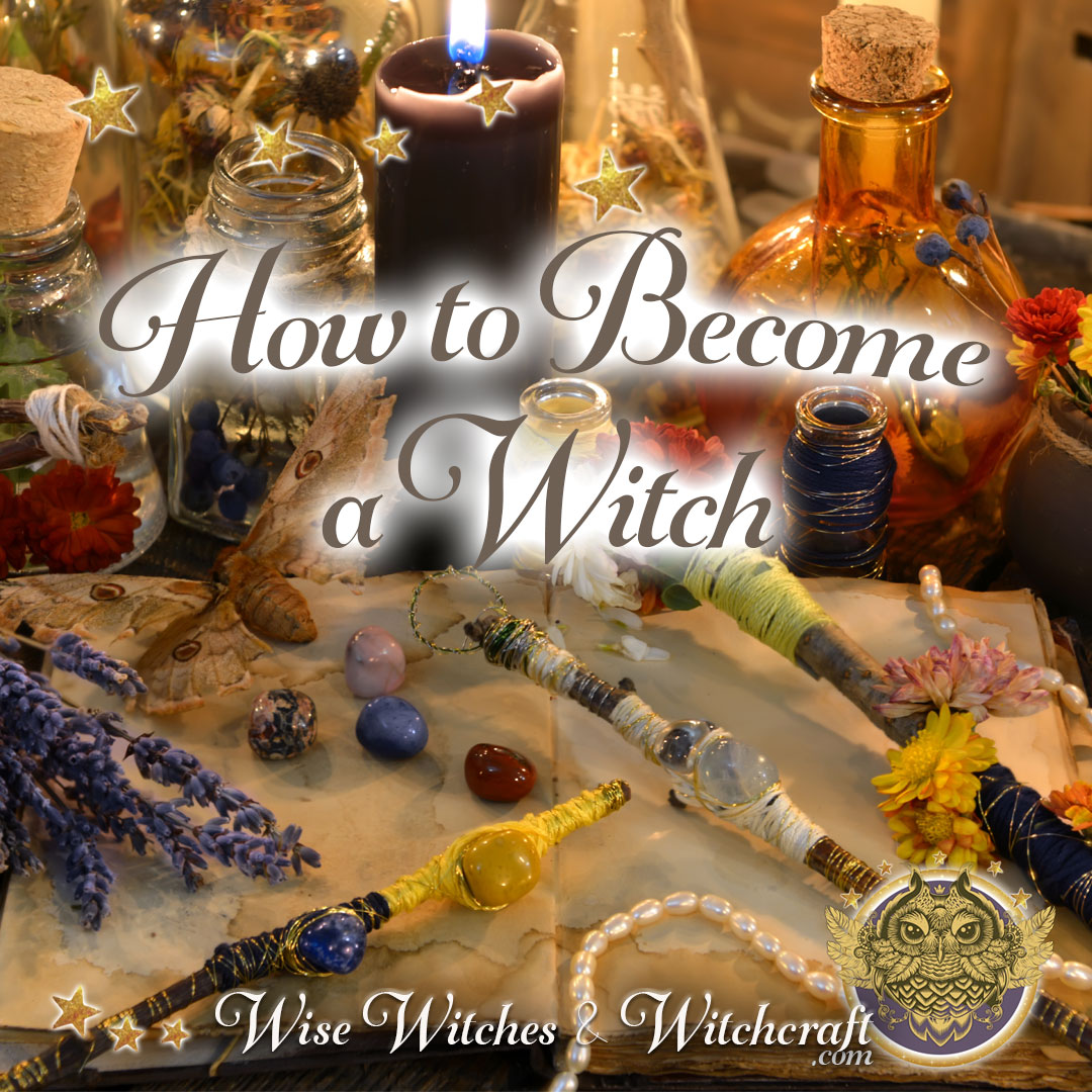 How To Become A Witch Beginner 1080x1080