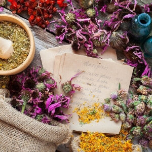 Kitchen Healing Herbs Witch Quiz 300x300