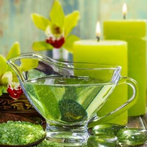 Lime Green Candle Magic 300x300