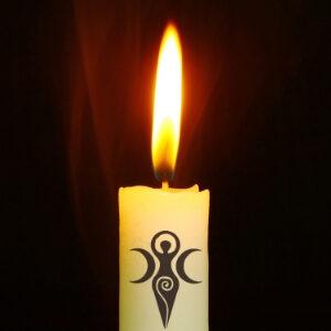 Single Candle Magic 300x300