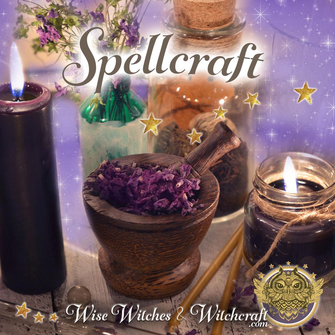 Spells & Spellcraft 1080x1080