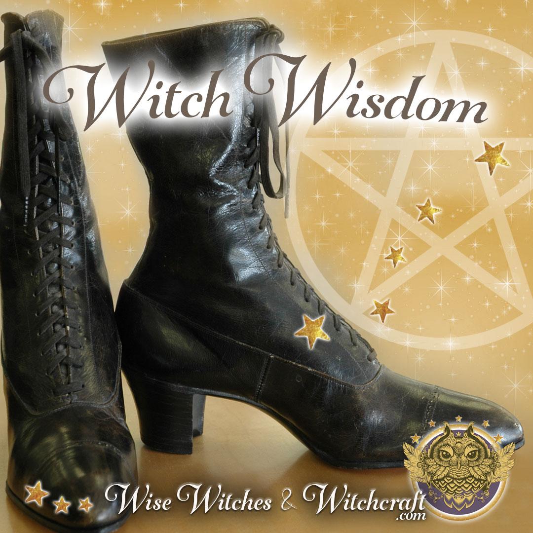 Witch, Wicca & Witchcraft Wisdom 1080x1080