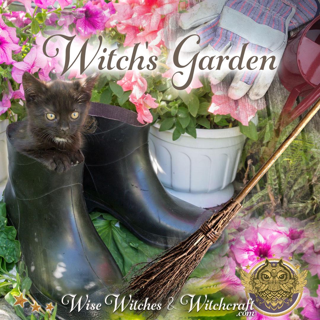 Witch's Garden 1080x1080