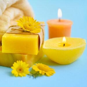 Yellow & Gold Candle Magic 300x300
