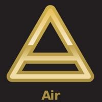 air element symbol wiccan symbols 200x200