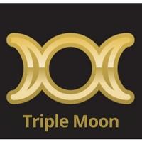 goddess triple moon symbol wiccan symbols 200x200