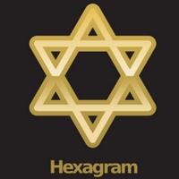 hexagram wiccan symbols 200x200