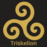 triskelion wiccan symbols 200x200