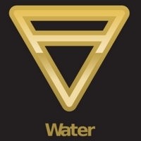 water element symbol wiccan symbols 200x200