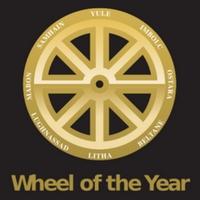 wicca wheel year wiccan symbols 200x200