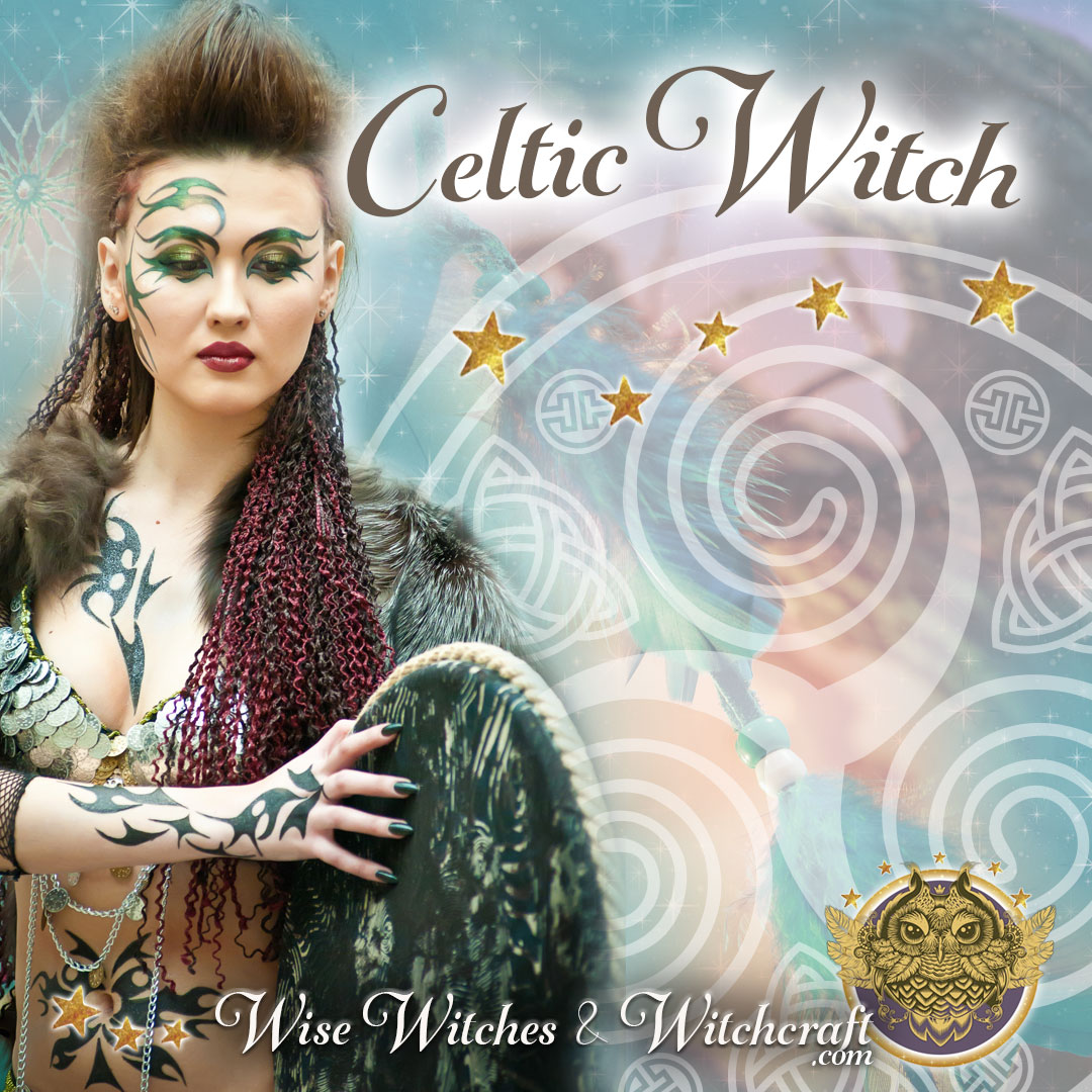 Celtic Witch - Types of Witches 1080x1080