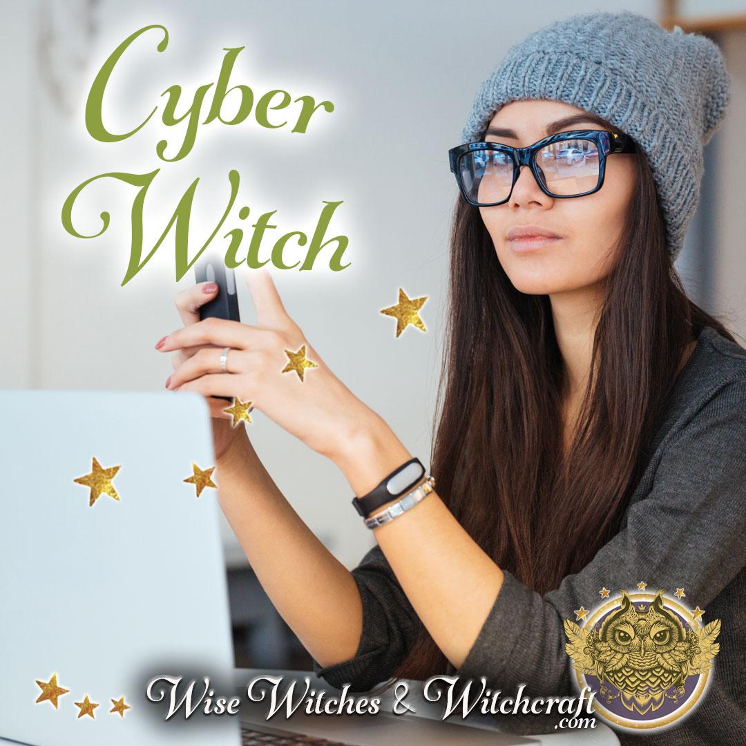 Cyber Witch 1080x1080