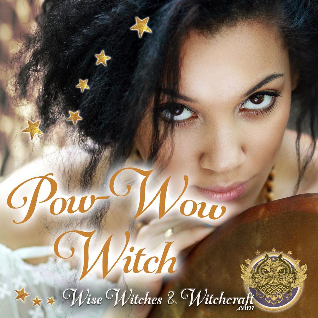 Pow Wow Witch 1080x1080
