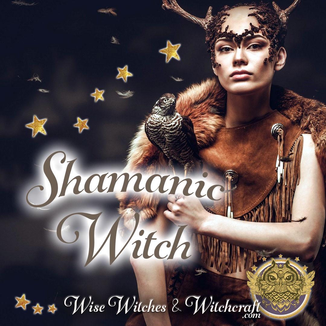 Shamanic, Shaman Witch & Witchcraft 1080x1080