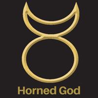 horned god symbol pagan symbols 200x200