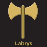 labrys symbol pagan symbols 200x200