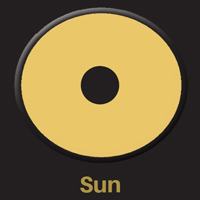 sun symbol pagan symbols 200x200
