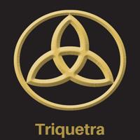 triquetra symbol pagan symbols 200x200