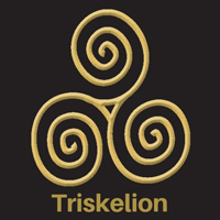 triskelion symbol pagan symbols 200x200
