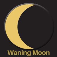 waning moon symbol pagan symbols 200x200