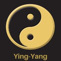 ying-yang symbol pagan symbols 200x200
