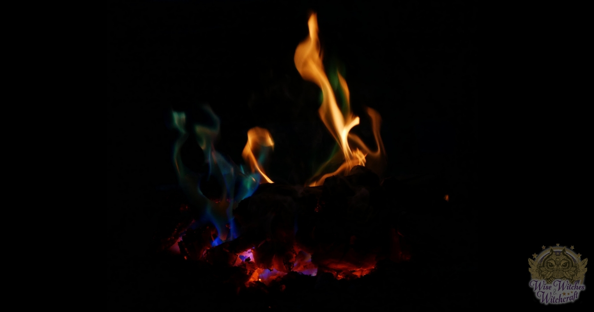 The Elements in Magic and Witchcraft: Fire Symbolism