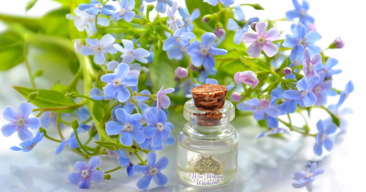 aromatherapy magic correspondences 1200x630