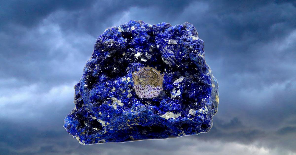 metaphysical properties of azurite 1200x630