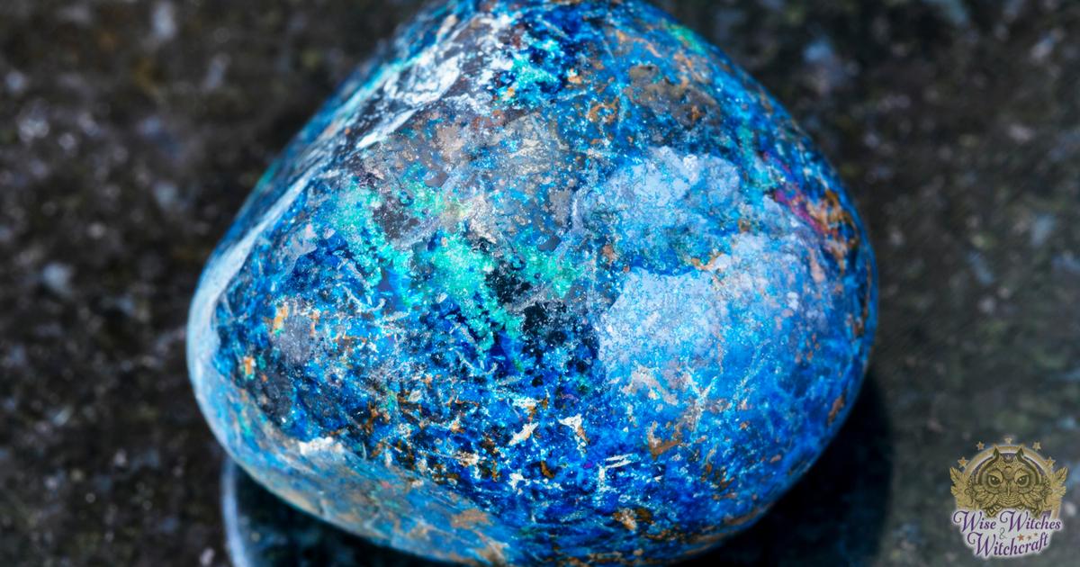 mineral properties of azurite 1200x630