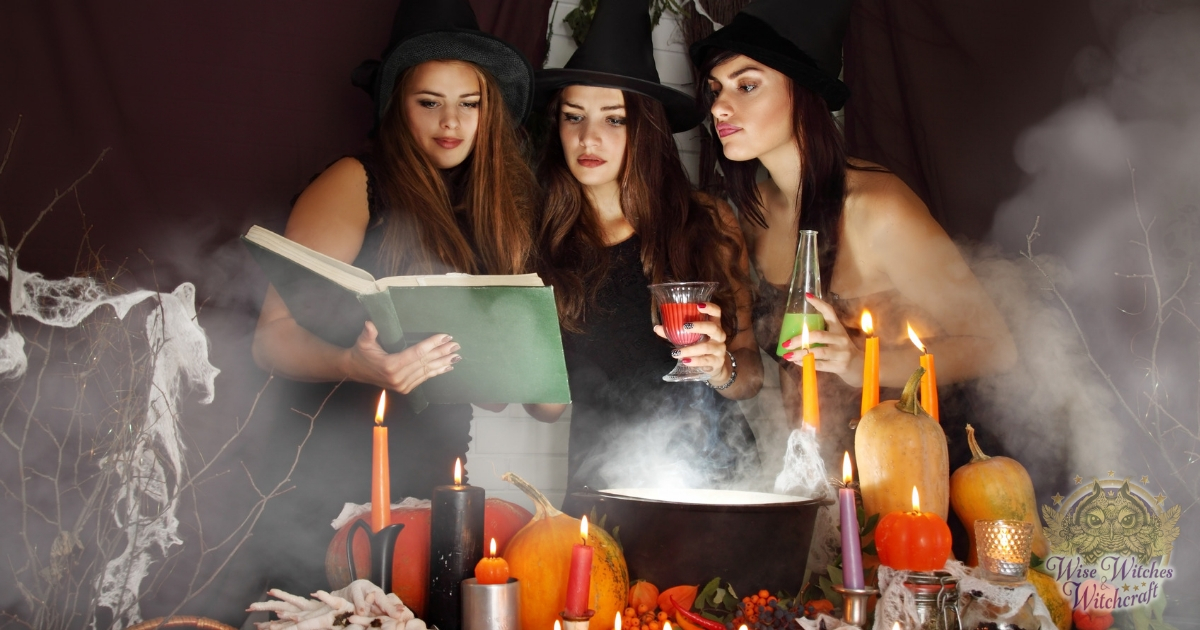 what are witch covens 1200x630