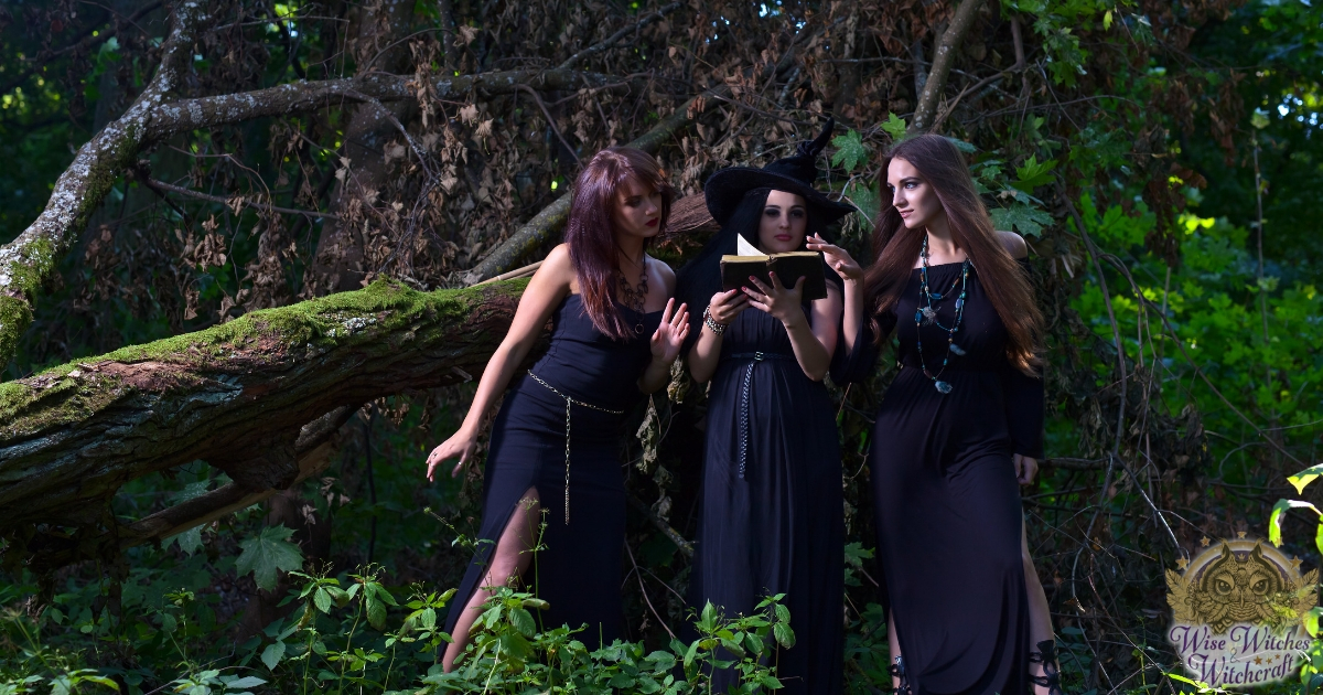 witches coven of three or more 1200x630